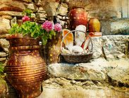 Courtyards of Greece